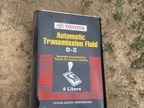 Масло Toyota d-2