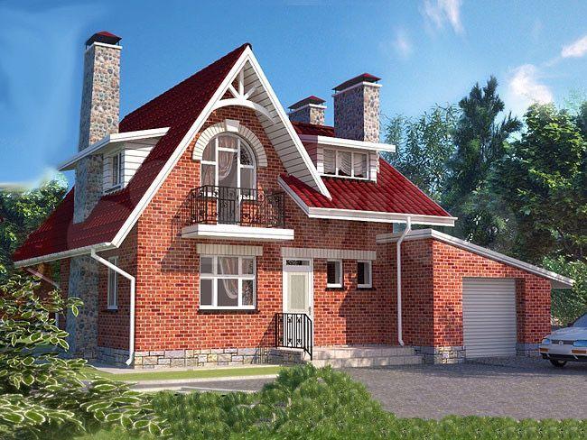 Коттедж 100 м² на участке 4 сот.  89063822711 купить 1