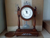 Деревянные настольные часы Gastar
