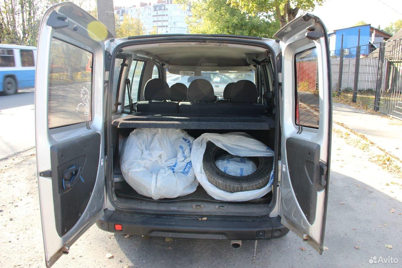 FIAT Doblo, 2011  89065054560 купить 1
