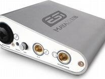 Новый аудио интефейс ESI Maya22 USB