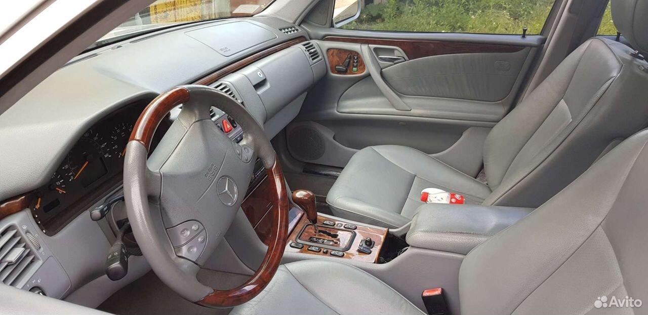 Mercedes-Benz E-класс, 2000  89187099244 купить 5