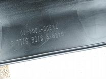 Накладка порога CR-V honda с 2012г