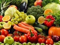 Овощи и фрукты из Краснодарского края и Армении