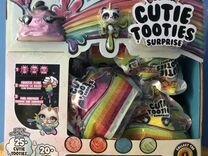 Слайм с игрушкой Poopsie Cutie Tooties Surprise