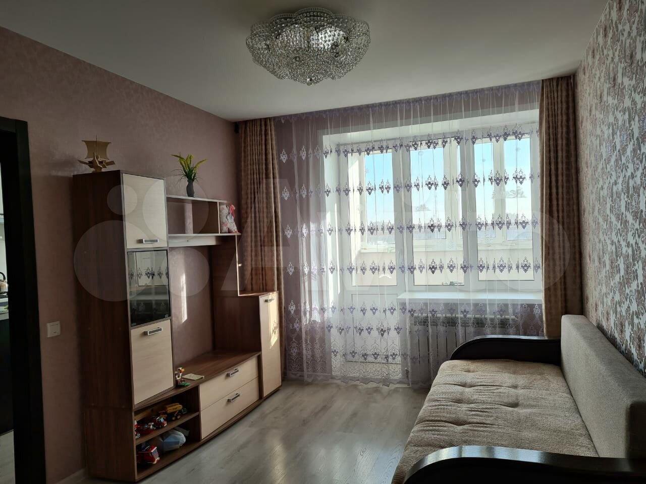 1-к квартира, 39 м², 5/10 эт.  89877137831 купить 3