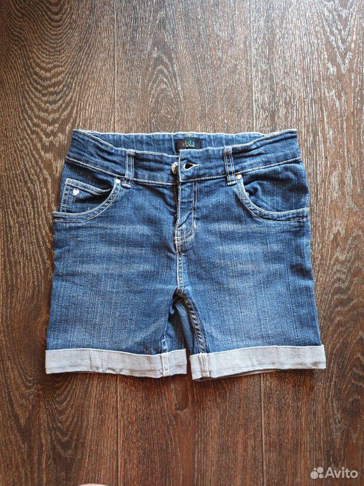 Шорты джинсовые  89176790351 купить 1