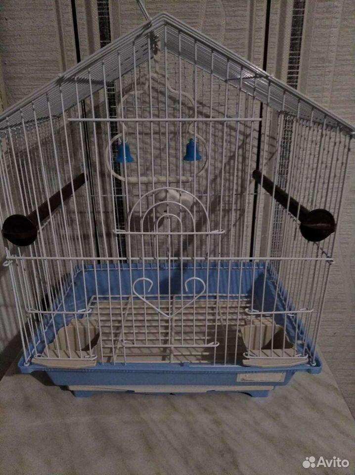 Клетка для попугая  89283212058 купить 1