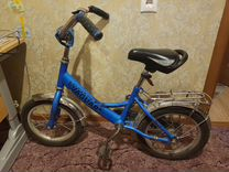 Велосипед на 3-6 лет