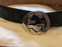 Ремень Gucci оригинал — Одежда, обувь, аксессуары в Санкт-Петербурге