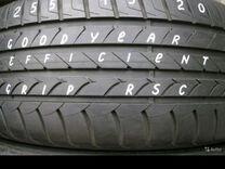 Goodyear efficient grip 255 45 20
