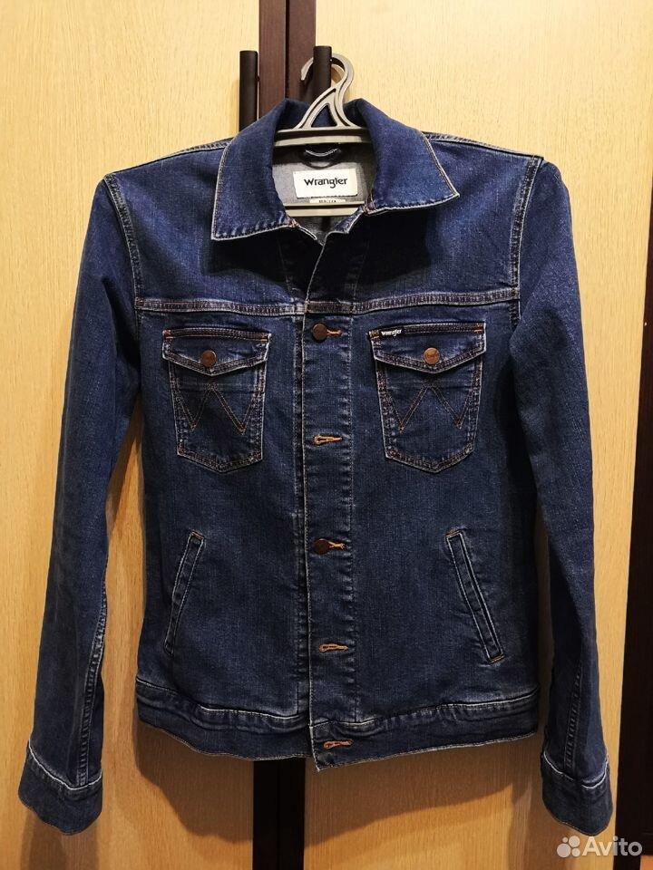 Куртка джинсовая Wrangler  89323238776 купить 4