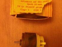 Микро-электро-двигатель