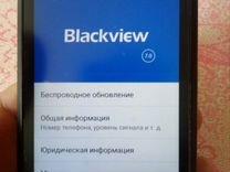 Смартфон BlackView BV4000 Pro 16 гб черный