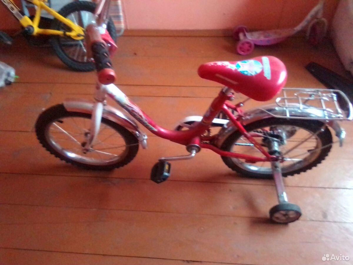 Велосипед до 7 лет, состояние идеальное