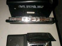 Кассетные диктофоны проигрыватели Sony и Panasonic