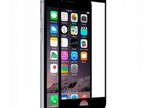 Защитное стекло 3D для iPhone 6 DN/A черное