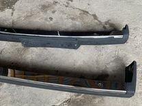 Бампер 2107, передний, задний