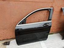 Дверь передняя левая Mercedes GLC W253 купе