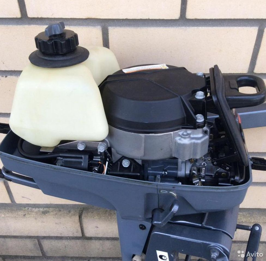 Подвесной лодочный мотор Yamaha 3  89674647400 купить 3