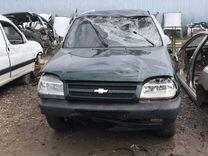 Авторазбор Chevrolet Niva Шевроле Нива Двс 1.7л
