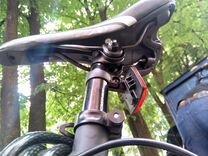Седло phonix 4 запчасти для велосипеда