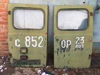 Двери УАЗ 452 «буханка»