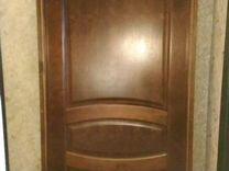 Дверь с коробкой новая