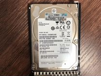 Жёсткий диск HP 300GB 6G 15K SFF SAS DP HDD — Товары для компьютера в Самаре