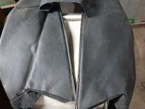 Обшивка сиденья водителя сааб 9,3 новая — Запчасти и аксессуары в Перми