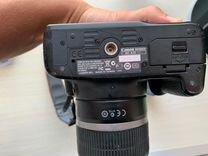 Canon 500d kit в отличном состоянии