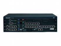 Цифровая IP атс Panasonic KX-NCP500 и KX-NCP1000