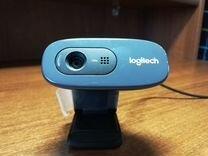 Веб-камера Logitech WebCam C270 — Товары для компьютера в Омске