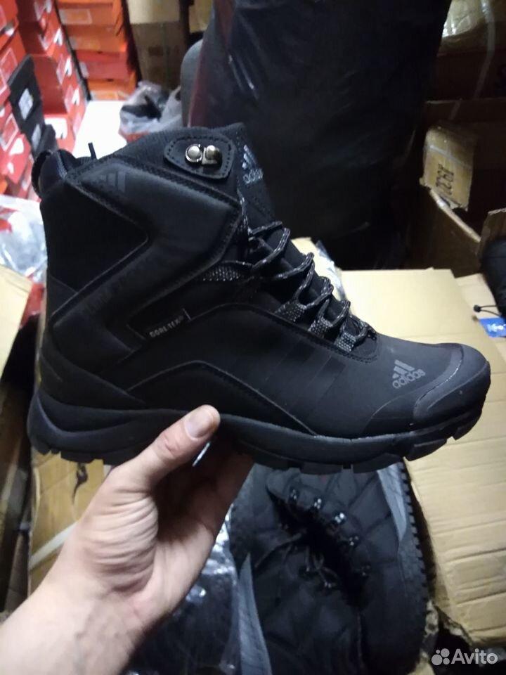 Кроссовки adidas зима  89519440696 купить 1