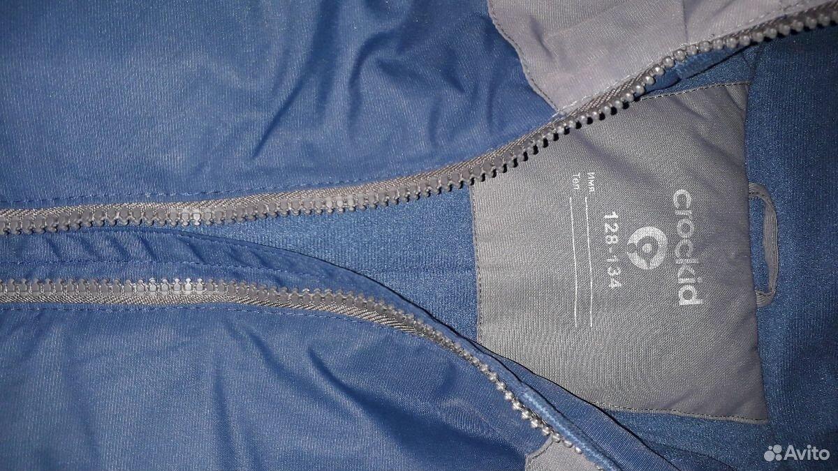 Зимняя куртка, мембрана р.128-134  89213621111 купить 2