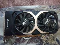Palit GeForce GTX 750 Ti OC StormX 2 Гб gddr5