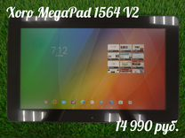 Планшет Xoro MegaPad 1564 V2 (пр130)