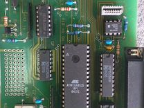 Микроконтроллеры atmega8515
