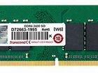 Оперативная память DDR4 SO-dimm 4 Гб (1x4 Гб)