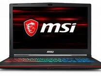 Ноутбук игровой MSI GP63 (8RE-468) Leopard