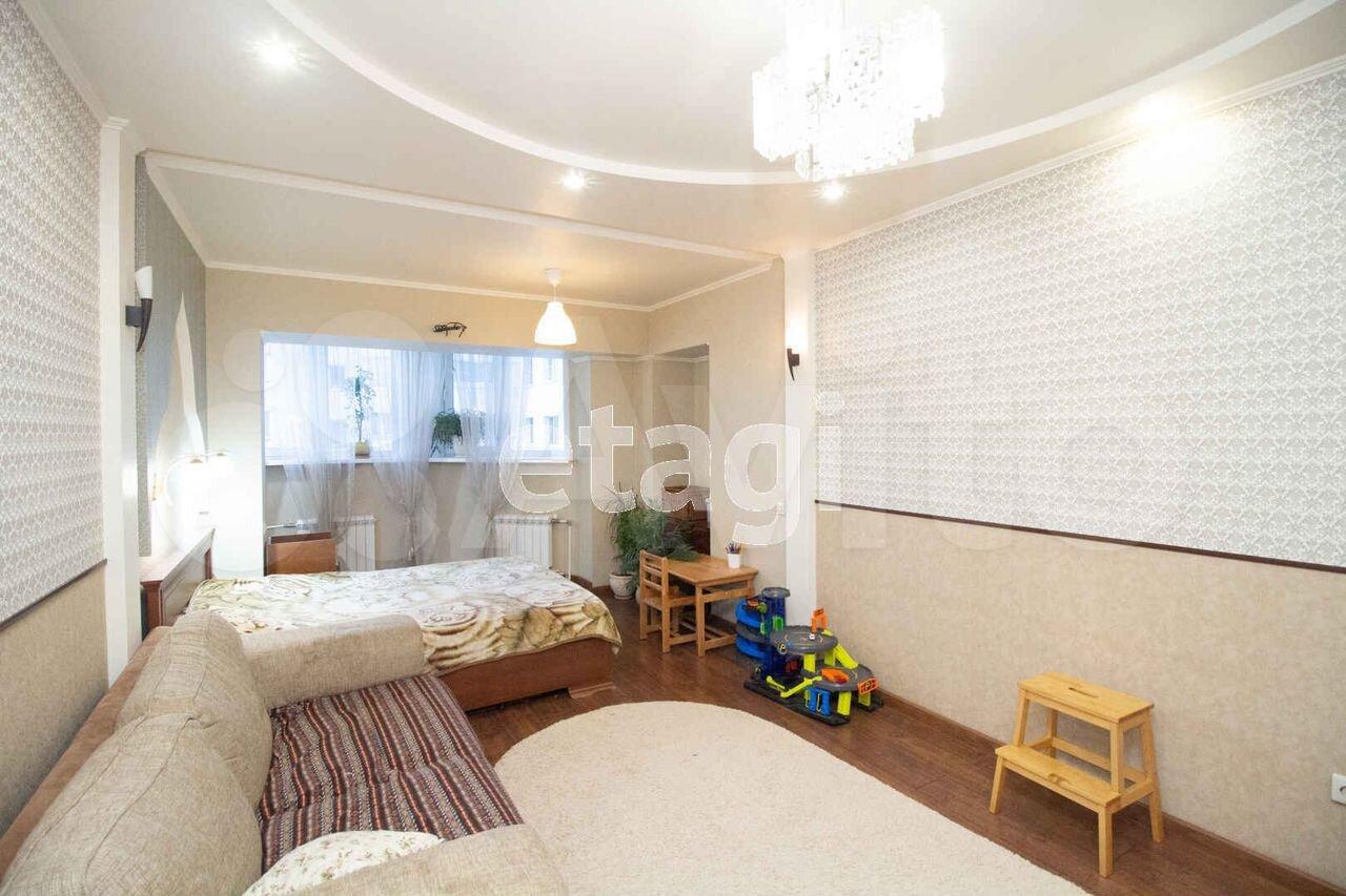 2-к квартира, 70 м², 8/20 эт.  89832204753 купить 1