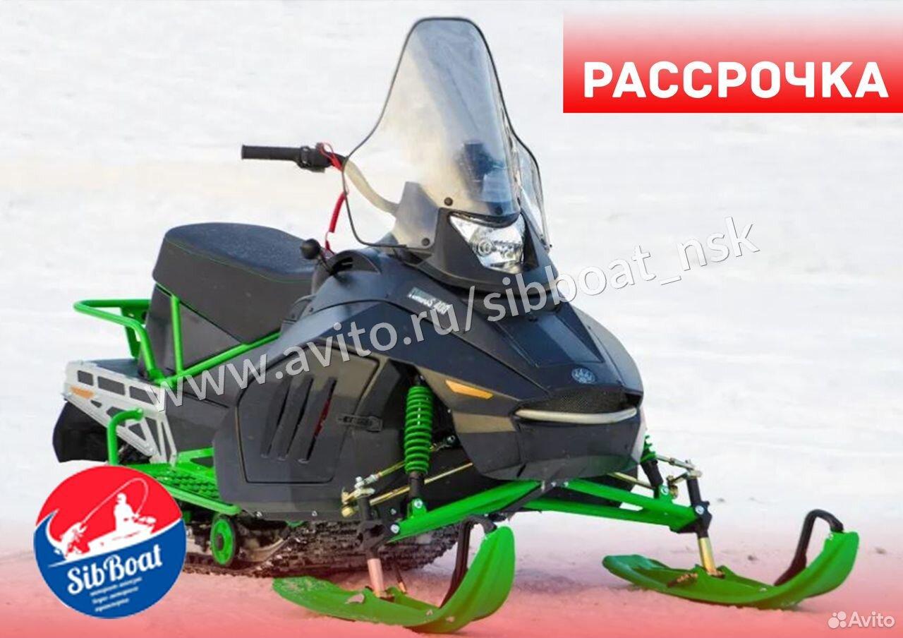 Снегоход Ирбис Тунгус 400 в рассрочку  89607825754 купить 1