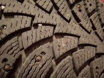 Зимние шины с дисками R15 205 65 nordman4 (за все)